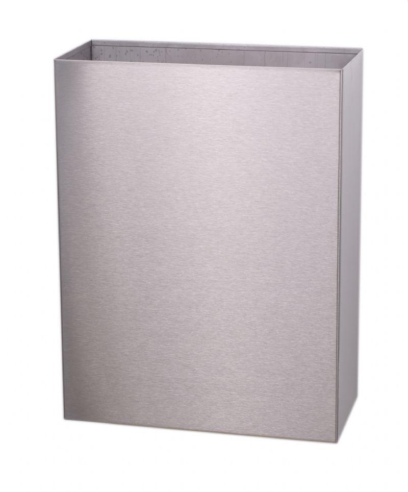 groot assortiment afvalbakken in kunststof metaal of rvs uitvoering. Black Bedroom Furniture Sets. Home Design Ideas
