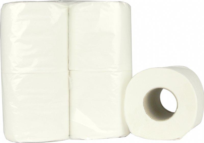 Professioneel wc papier van cellulose, 2 laags en 200 vel per rol / snelle levering voor de beste prijs