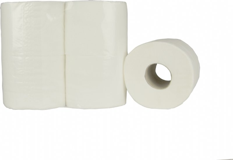 Lekker dik toiletpapier professioneel 4 laags en 200 vel per rol / goed kwaliteit  voor extra dik wc papier