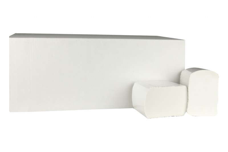 Professioneel Bulkpack toiletpapier 11x18cm, 40 x 225 vel per doos / voordelige grootverpakking voor elke sanitaire of toiletruimten