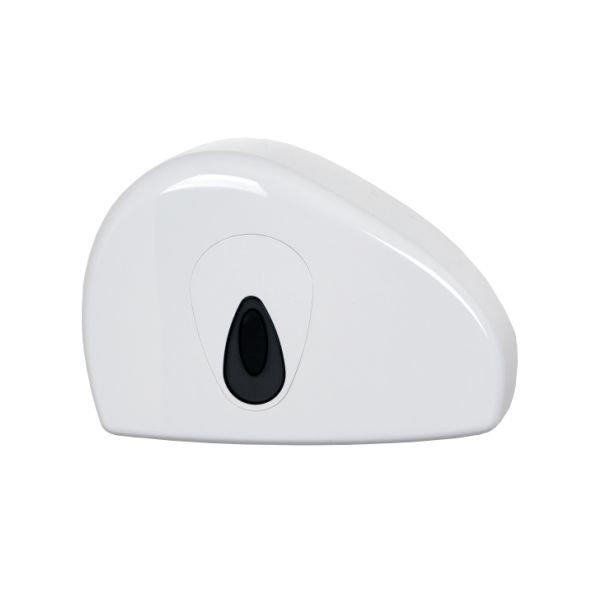 Mini jumborol dispenser PlastiQline wit PQMiniSRJ