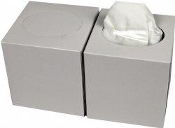 Tissues cubes wit 2 laags 19cm x 19cm en 80 stuks per doos / goede kwaliteit en scherpe prijs
