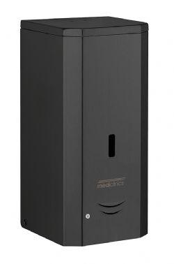 MEDICLINICS automatische foamzeepdispenser RVS kleur ZWART 1000ml model DJF0038AB