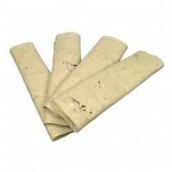 Wegwerp poetsdoeken of poetslappen lichtbond A- kwaliteit 38x40cm en 10 kilo per doos