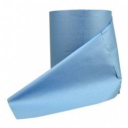 Supertex donkerblauw 38x29cm en 500 vel per rol verpakking 2 rollen