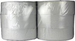 Maxi Jumbo toiletpapier recycled 2 laags 6 x 380 meter per verpakking / messcherpe prijzen en natuurlijk snelle levertijd