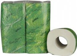 Professioneel banderol toiletpapier voor Hotel 2 laags en 180 vel per rol / ook voor horeca of faciliaire diensten
