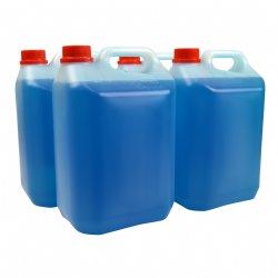 Hair en body zeep in 5 liter jerrycan x 4 in doos / voor professioneel gebruik