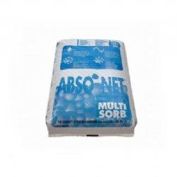 Absorptie vloerkorrel all purpose zak van 18 kilo / voor autobedrijven, productiebedrijven en werkplaatsen