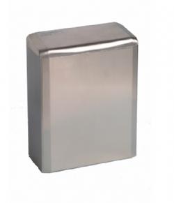 Hygiëne afvalbak RVS hoogglans 6 liter van Mediclinics