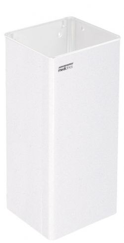Mediclinics afvalbak open model wit 80 liter PP1080 super kwaliteit